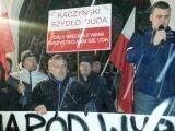 Polonia manifestowała w Wiedniu