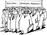 """Znowu szopka w PAN-ie, czyli za""""KOD""""owane wybory Forum Polonii 23 stycznia 2016 roku"""